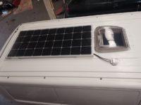 panneaux solaires pour vw transporter t5